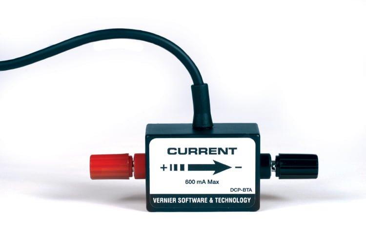 Current Probes In Line : Vernier current probe tech line
