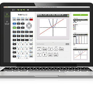 TI-SmartView CE Emulator Software for the TI-84 Plus Family - School-Managed Licenses - Electronic Delivery of 5 or more
