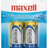 "Maxell ""C"" Batteries (Case of 24 Batteries)"
