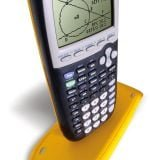Texas Instruments TI 84 Plus EZ Spot Yellow Classroom Pack